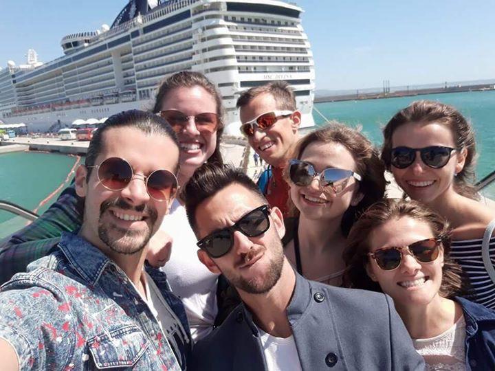 Cruise Line Employees