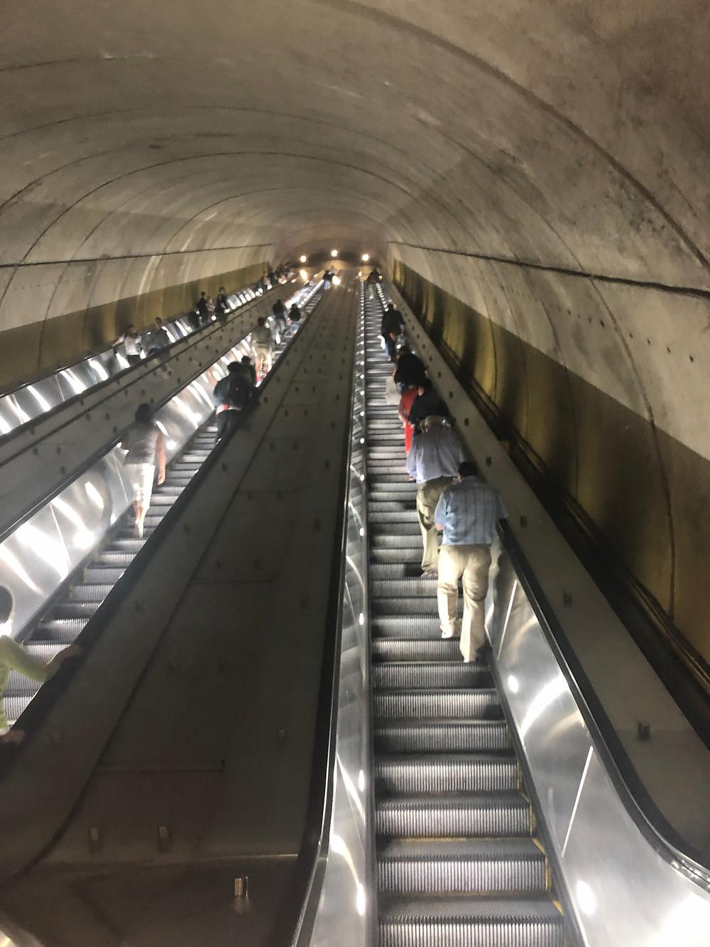 Washington D.C. Subway