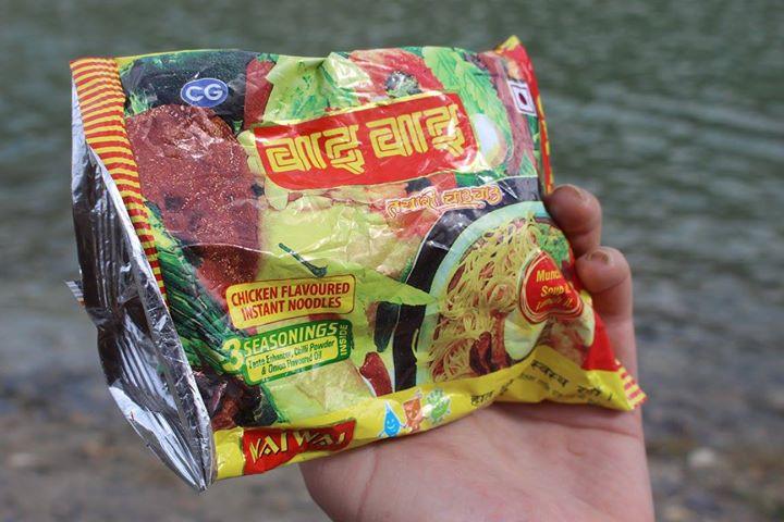 Wai Wai Noodles