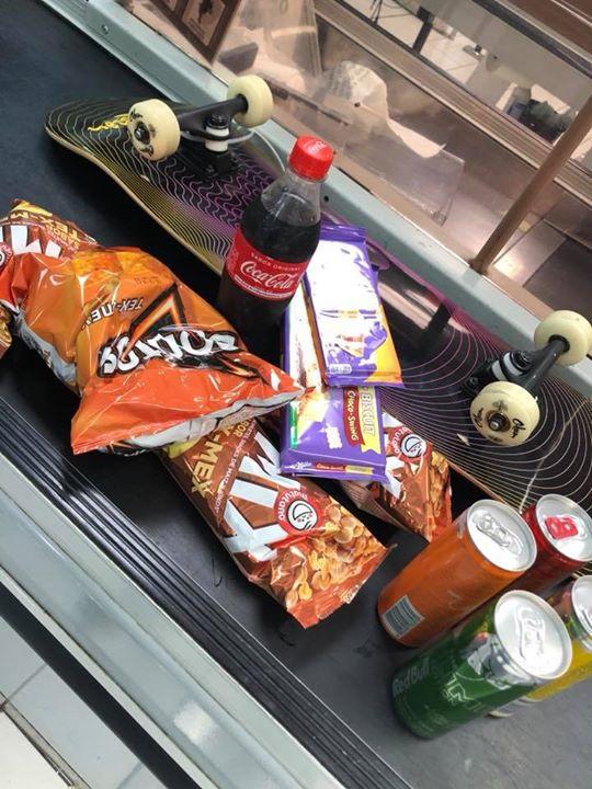 Junk Food Crew Eats