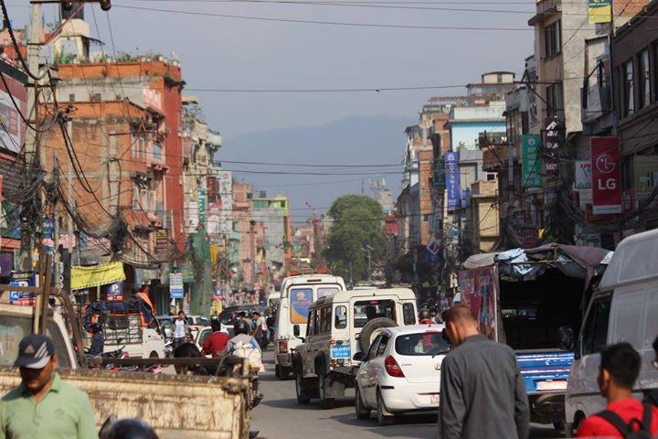 Kathmandu Road
