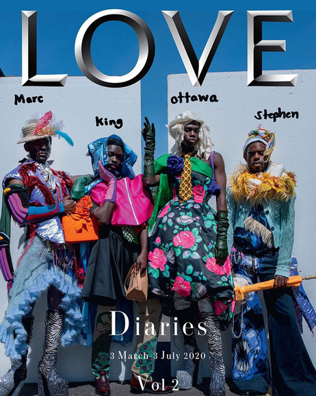 love magazine the diaries issue 5