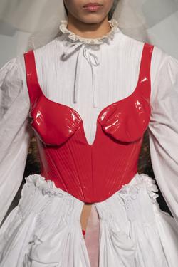 Look 1 corset detail