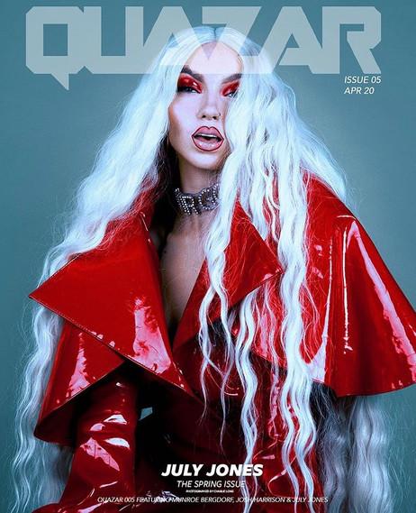 quazar magazine