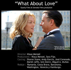 What About Love movie poster