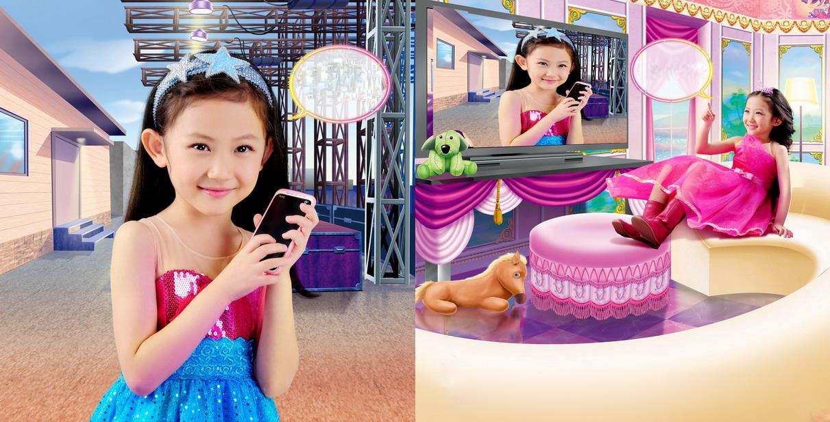 Barbie the Princess & The Popstar-1