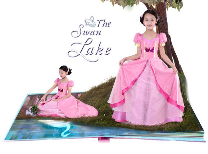 Ashley的天鵝湖夢想世界