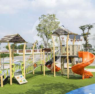 Các biện pháp an toàn cho trẻ vui chơi ngoài trời trong dịch COVID-19