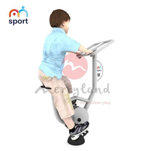 Thiết bị Gyms đạp xe