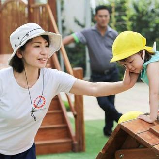Xây dựng khu vui chơi cho trường học