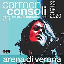 Carmen Cnsoli Arena di Verona