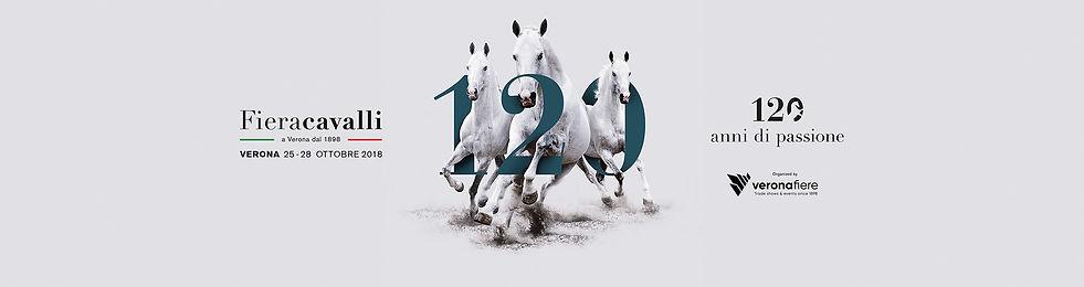 120° Fiera Cavalli Verona