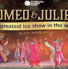 Romeo & Juliet on Ice Arena di Verona