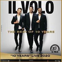 Il Volo 10 years live