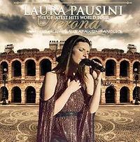 Laura Pausini 19-21-22 Settembre Arena di Verona