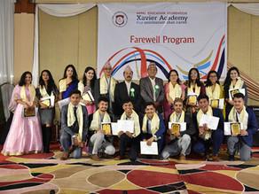 Farewell Programme & Awards Distribution