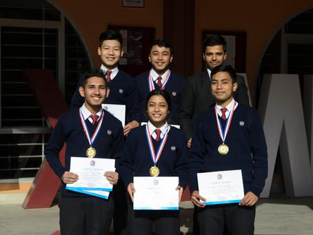 NEF-CCN Inter College Debate