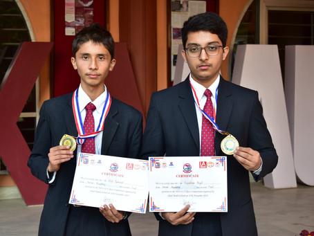 NEF-CCN Inter College Quiz Winners