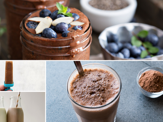 These 4 Healthy Recipes Will Satisfy Your Chocolate Cravings