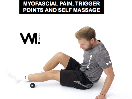 Myofascial Pain, Trigger Points and Self Massage