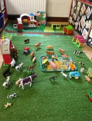 Small World Farmyard