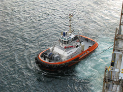 Specialized tug services for towing