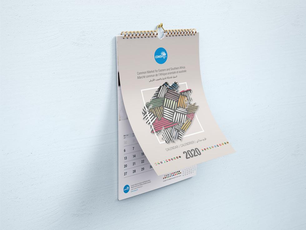 COMESA Wall Calendar