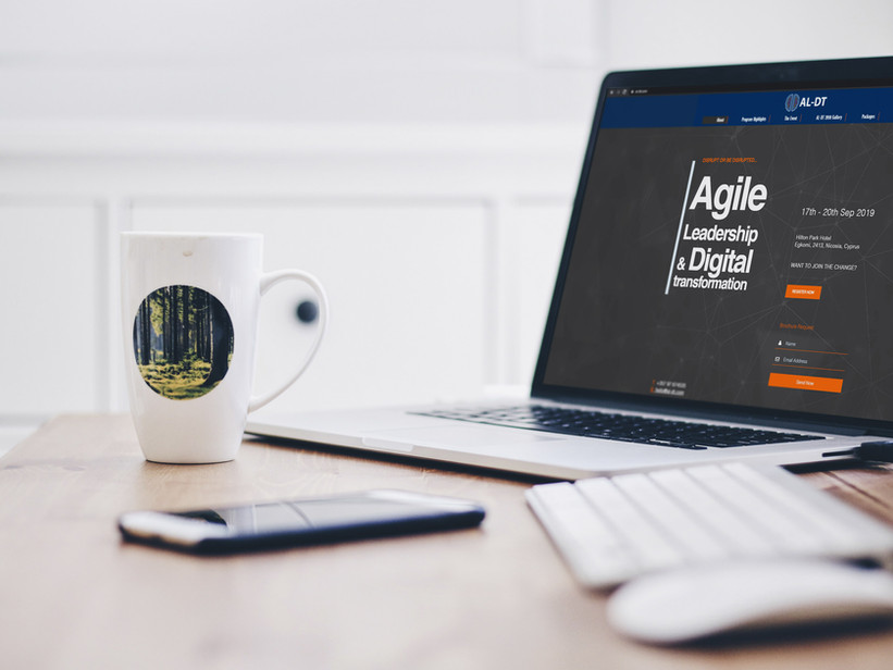 Agile Leadership & Digital transformation summit