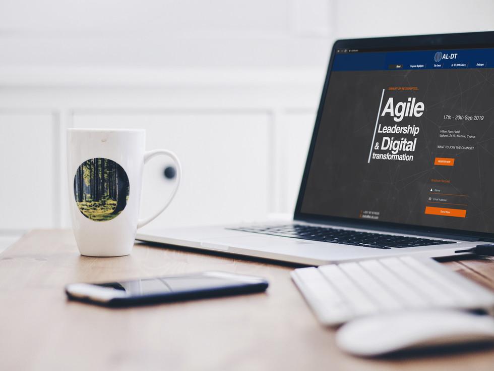 Agile Leadership & Digital transformation summit
