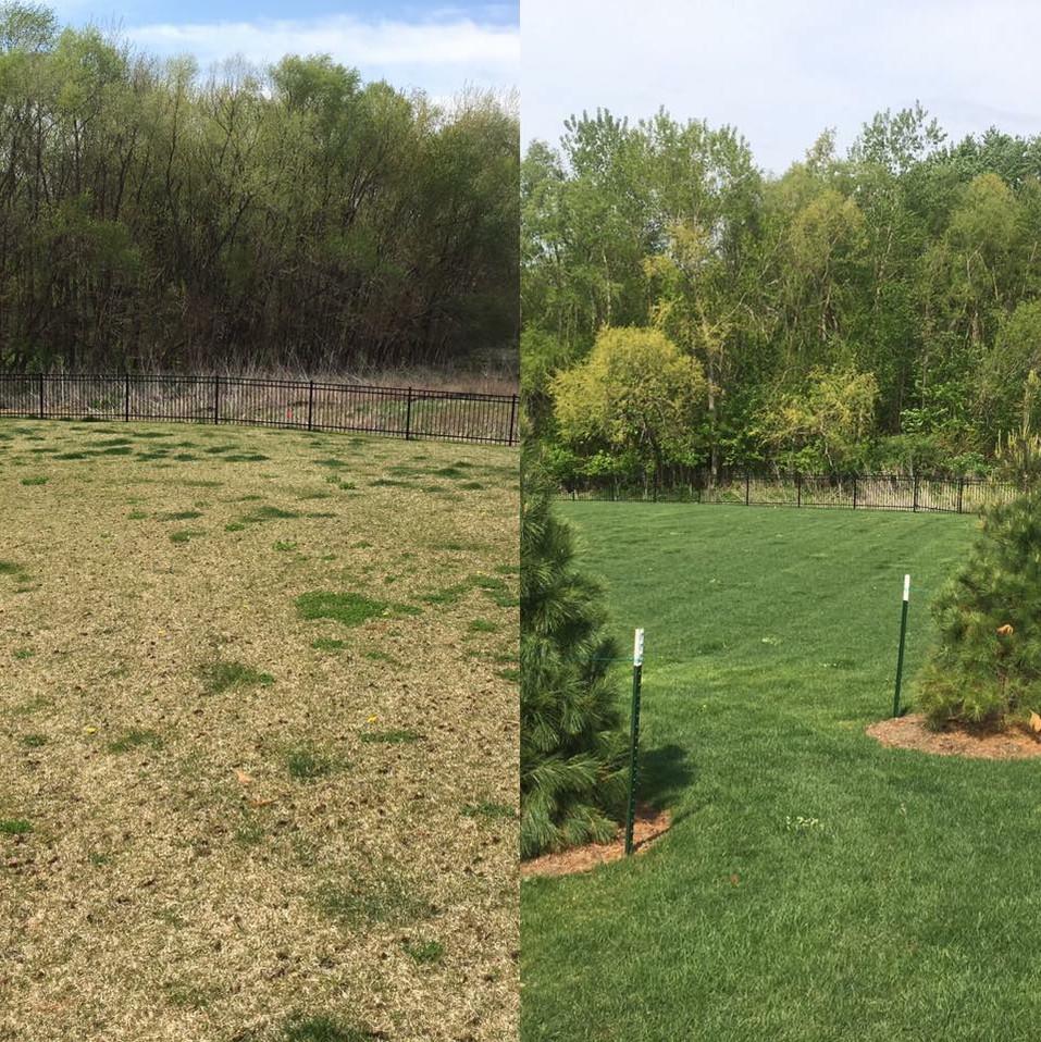 875#lawncare #landscaping #hardscape #qc