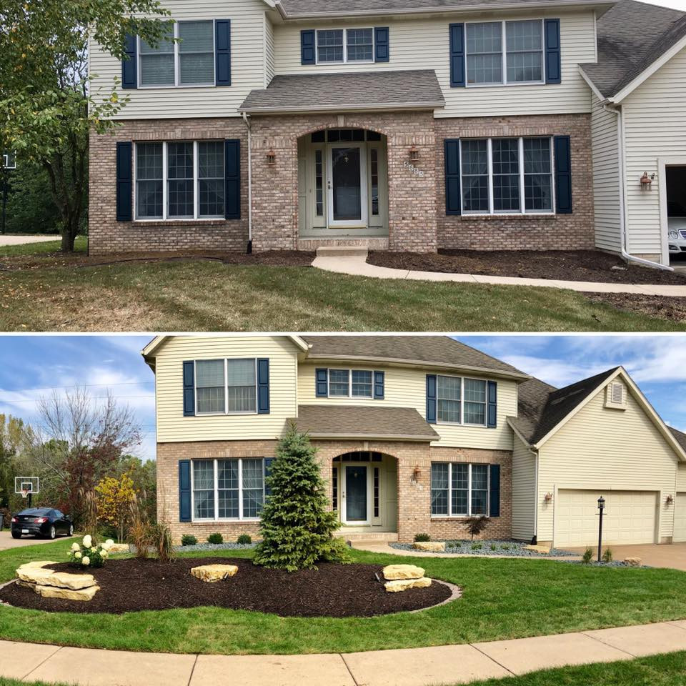 Landscaping Outdoor Spaces Transformations
