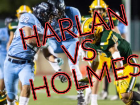 Hawks Halt the Huskies at Gus, 27-12