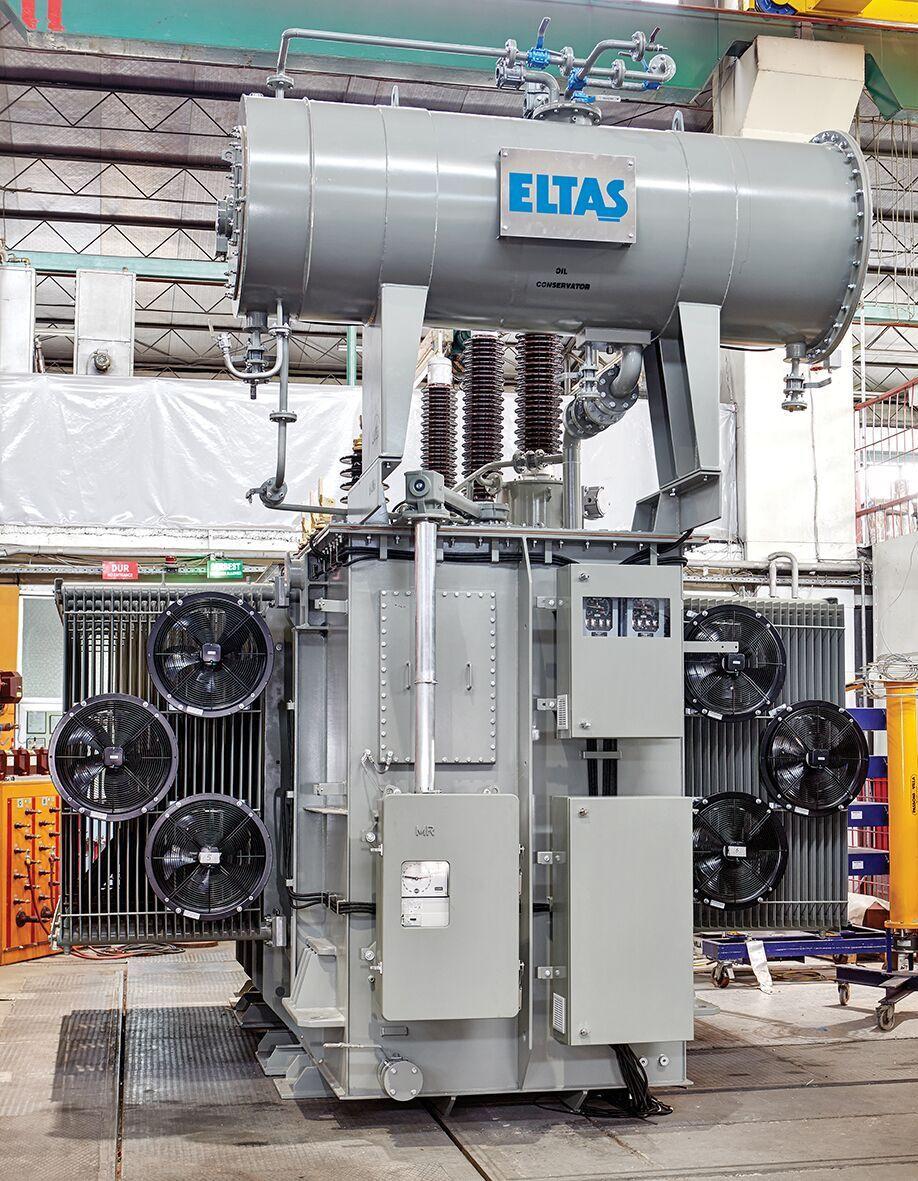 60MVA GSU Multiple High Voltage