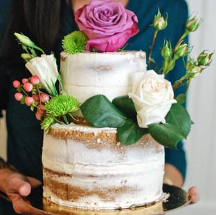 Student's Naked Cake
