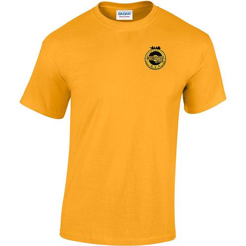 T-Shirt Korozifprod jaunje blason