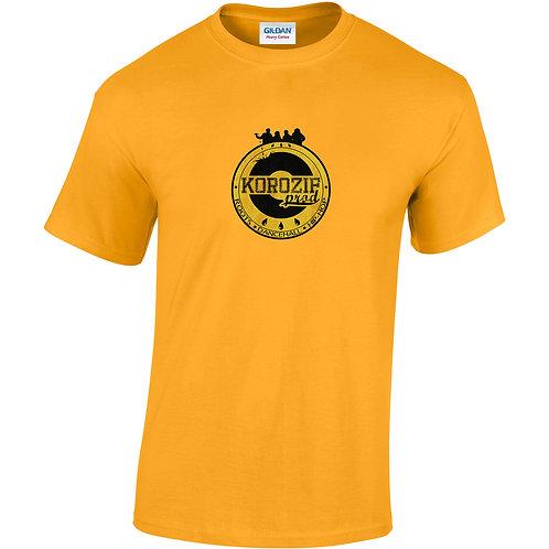 T-Shirt Korozifprod jaune
