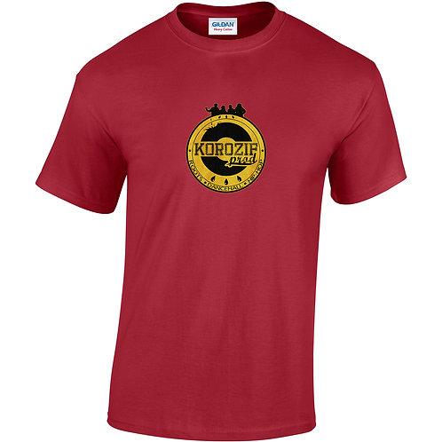 T-Shirt Korozifprod rouge