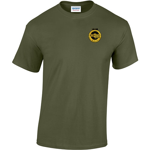 T-Shirt Korozifprod vert blason