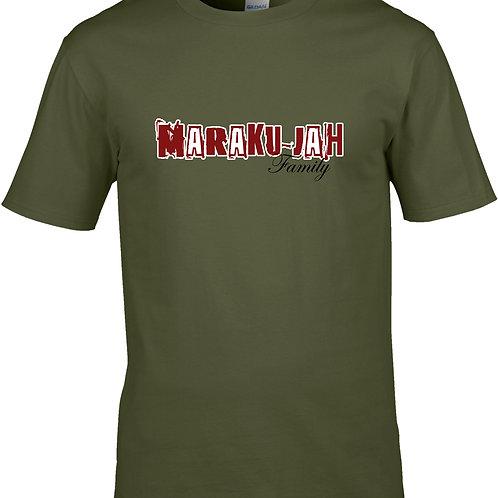 T-Shirt Maraku-jah family vert