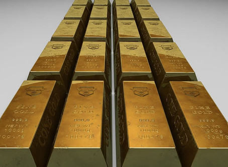 How Gold is Shining Now