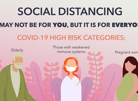 Scoring Social Distancing