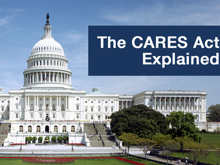 The CARES Act explained