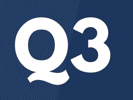 2020 Third Quarter Investment Market Report