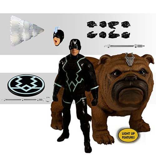 Black Bolt and Lockjaw One:12 Collective