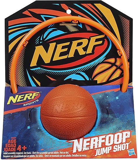 Nerfoop Basketball Hoop Nerf Jump Shot - Indoor Hoop