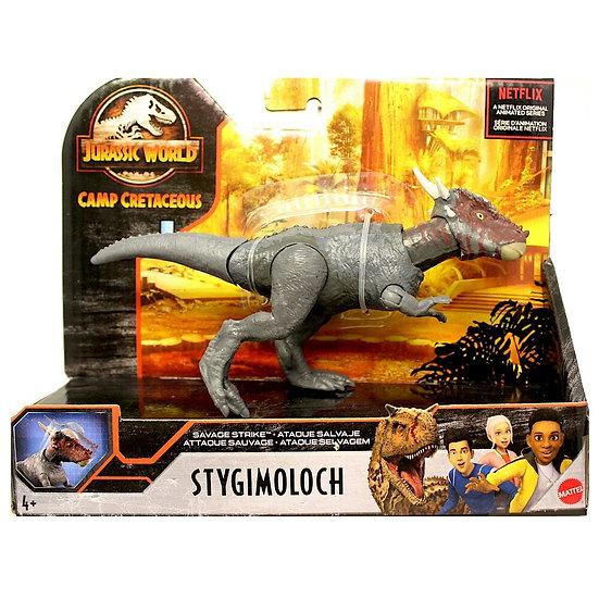 2021 Jurassic Park Camp Cretaceous Stygimoloch Action Figure