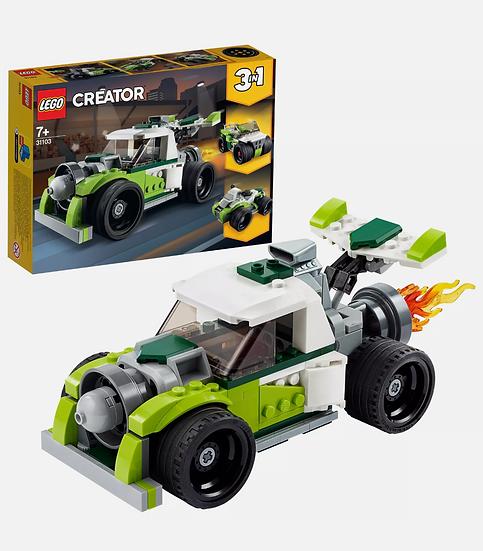 LEGO Rocket Truck LEGO Creator (31103)