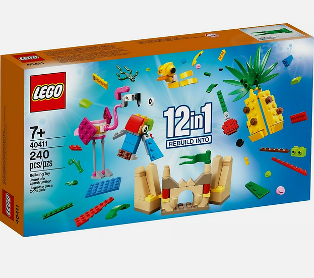 Lego 40411: Creative Fun 12-in-1 Brand New And Sealed