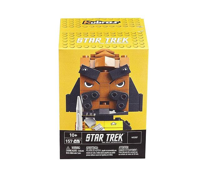 Mega Bloks Kubros Star Trek The Next Generation #09 Worf