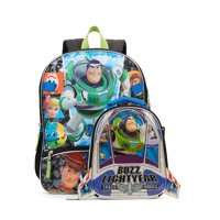 Disney Pixar Toy Story 4 Kids Backpack with Lunch Box